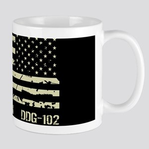 USS Sampson 11 oz Ceramic Mug